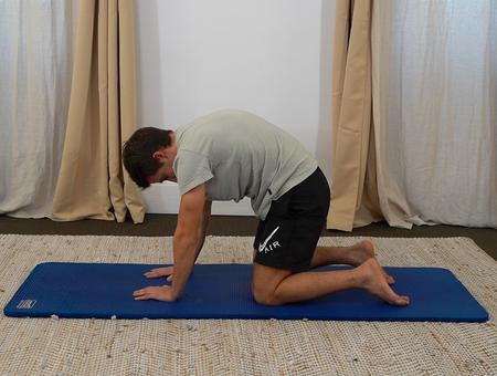 Exercices de kiné pour renforcer son dos