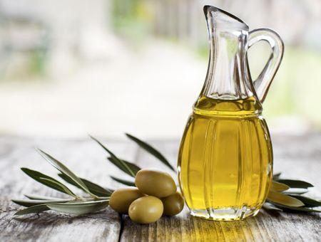 L'huile d'olive, pour les cheveux et la peau