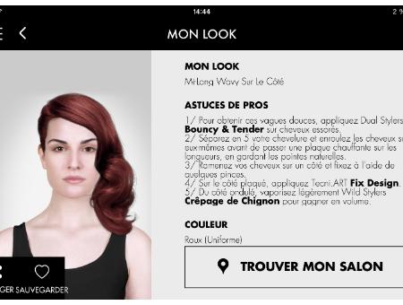 Style My Hair, la nouvelle application qui va vous réconcilier avec votre coiffeur !