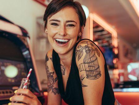 20 idées de tatouage pour femme inspirants