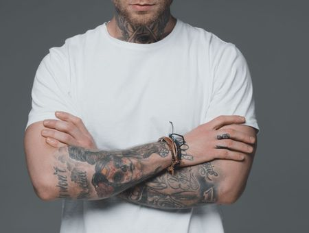 Tatouages pour hommes : 20 idées de tatouages inspirants