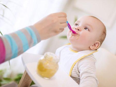 Alimentation : respecter l'appétit de bébé