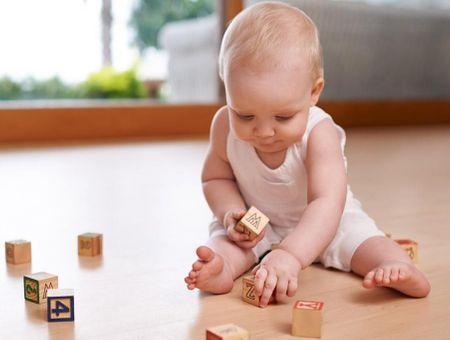 Le développement de l'intelligence de bébé