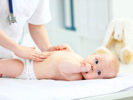 La gastro-entérite du nourrisson