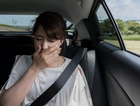 Mal des transports : les astuces pour ne plus avoir envie de vomir