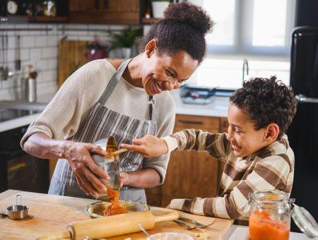 10 idées de recettes à faire avec ses enfants