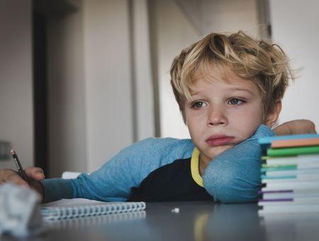 Charge mentale chez l'enfant: attention à ne pas les épuiser