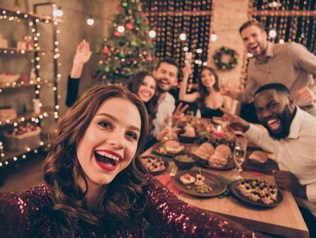 Noël : plus d'un tiers des Français opposés à une limitation du nombre de convives