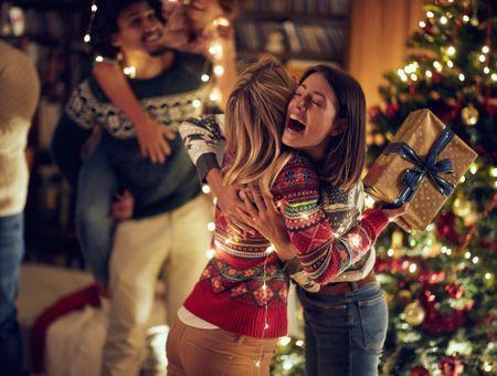 Fêtez Noël en famille