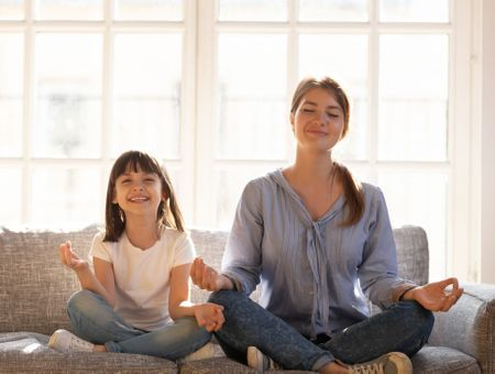 Stress : 15 conseils pour devenir une mère zen