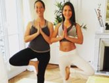 Yoga cocooning - 15 min