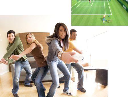 Wii : Sport virtuel mais risques réels !