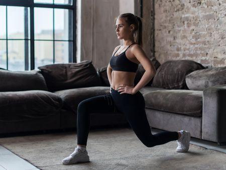 Couvre-feu : les astuces pour faire du sport à la maison