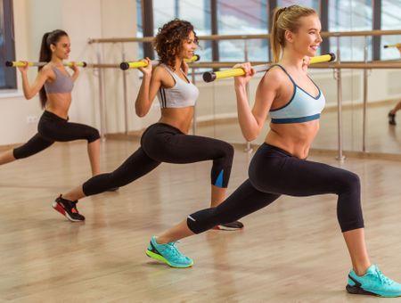 Comment s'entraîner avec un bâton de gym ?