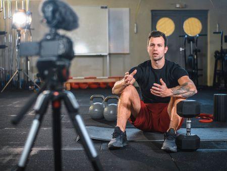 En plein boom, les séances de fitness sur TikTok sont-elles (vraiment) efficaces ?
