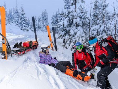 Accidents de ski