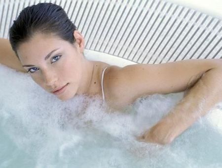 Les bains thermaux