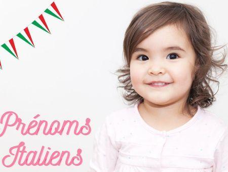 Les plus beaux prénoms italiens pour une fille