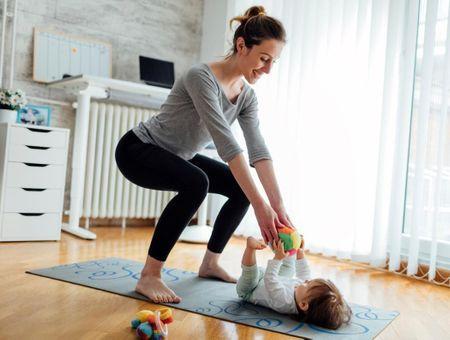 5 conseils pour retrouver son corps après l'accouchement