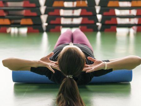 Forme après l'accouchement  : 3 exercices conseillés par le kiné
