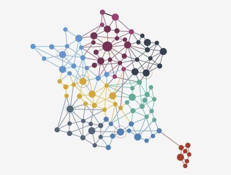 Les centres de PMA en France : Nord-Est