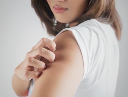 Grossesse : la dermatose polymorphe gravidique