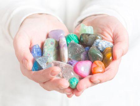 Pouvoir des pierres : qu'est-ce que la lithothérapie ?