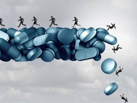 Les antidouleurs opioïdes représentent-ils une menace en France ?