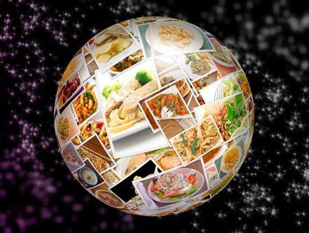 10 plats sains du monde entier