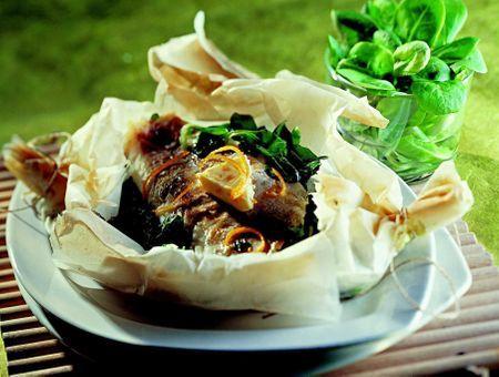 Les papillotes : une cuisson haute en saveur !