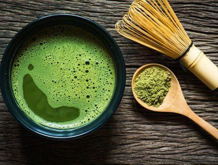 Les bienfaits du thé matcha