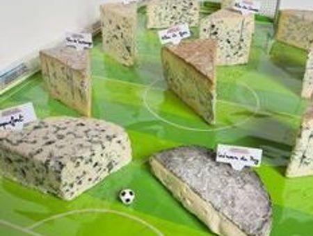 23 fromages Bleus pour vos soirées Coupe du Monde !
