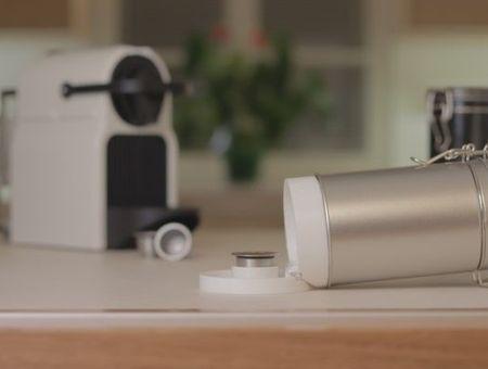 Du café en capsules… version zéro déchet