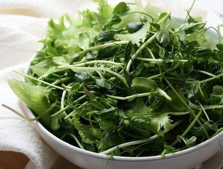 Rappel de salades en sachet contenant de la salmonelle