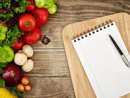 Menus hypocaloriques : exemples de menus à 800, 1 000 et 1 200 kcal