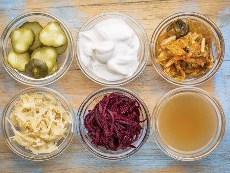 Aliments fermentés : quels bienfaits pour la santé ?