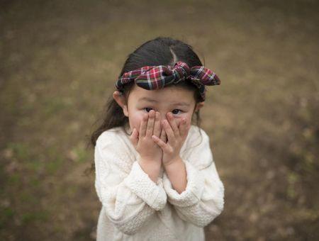 Mon enfant est timide