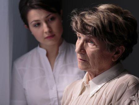 La dépression chez les personnes âgées