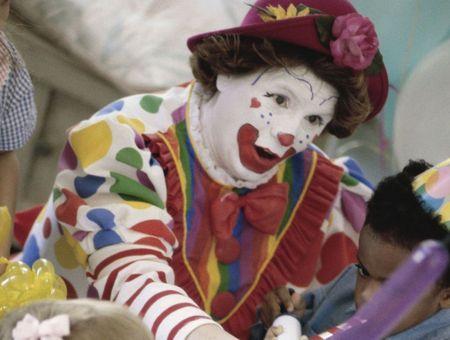 La coulrophobie ou peur des clowns