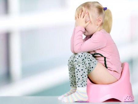 Le stade anal chez l'enfant