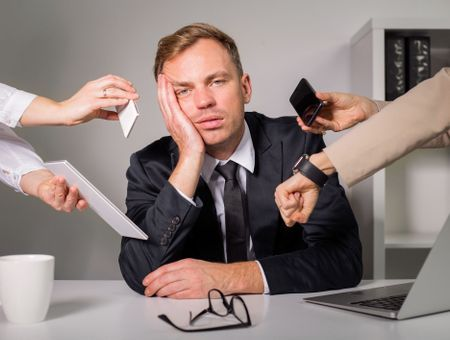 Les différents stress