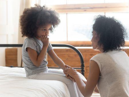 Reconnaître et comprendre le stress de l'enfant