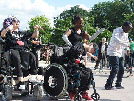Le handhip-hop : la danse urbaine comme thérapie