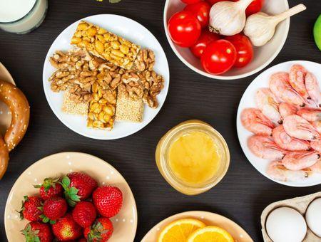 Symptômes de l'allergie alimentaire et diagnostic