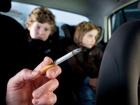 Combattre le tabagisme passif