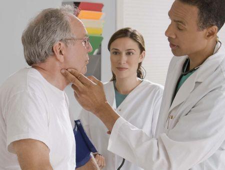 Cancer de la gorge : un traitement au cas par cas