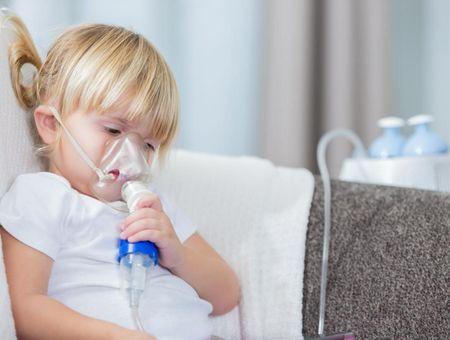 Les complications de l'asthme de l'enfant