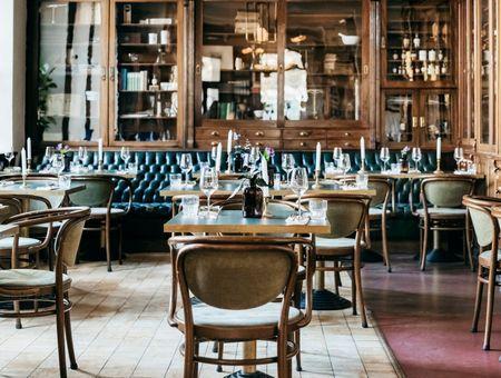 Le plan de réouverture des restaurants et cafés
