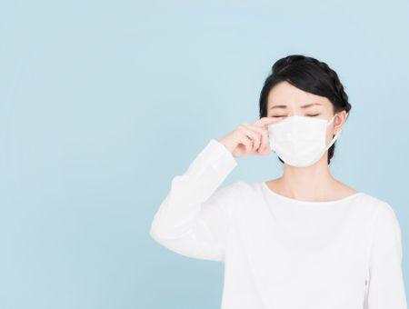Quels sont les effets du port du masque sur l'eczéma ?