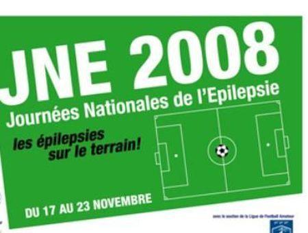 Epilepsie et pratique sportive : Journées nationales d'épilepsie 2008